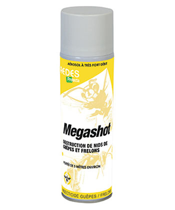 Aedes Protecta Mégashot