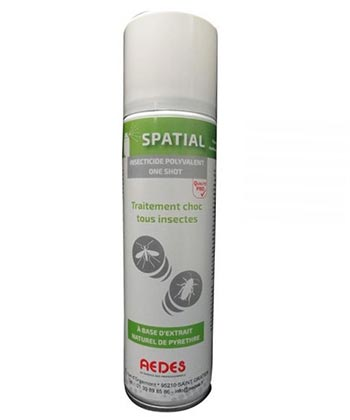 Aedes Spatial