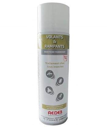 Aedes Protecta Rampants & Volants