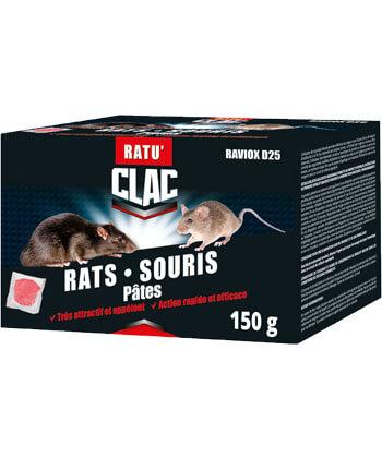 Clac Rats Souris Pâtes
