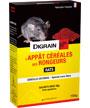 Digrain L'Appât Céréales des Rongeurs Rats