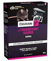 Digrain Le Foudroyant Souris