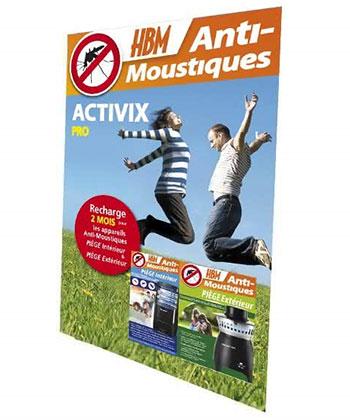 HBM Activix-Pro pour Boréale