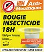 HBM Bougie Insecticide 18h