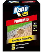 Kapo Choc Fourmis
