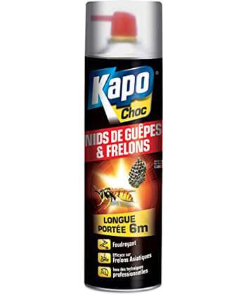Kapo Choc Nids de guêpes & Frelons