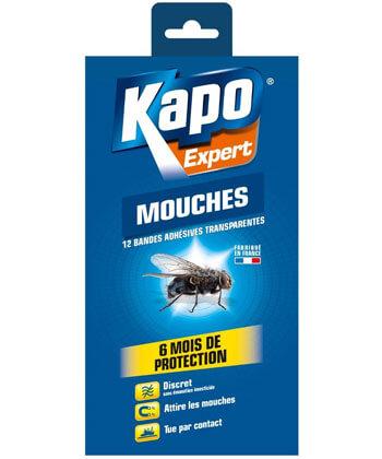 Kapo Expert Bandes Adhésives Mouches