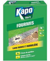 Kapo Vert Fourmis
