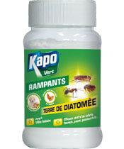 Kapo Vert Rampants Terre de Diatomée