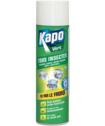 Kapo Vert Tous Insectes