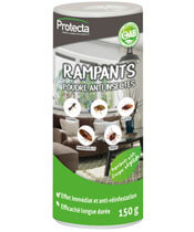 Protecta Poudre Anti-insectes Rampants