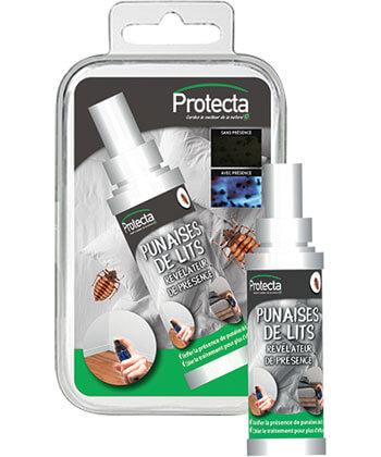 Protecta Révélateur de Présence des Punaises de Lit
