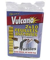 Vulcano Anti-Mites Textiles