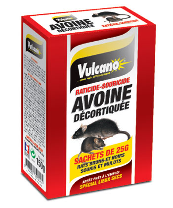 Vulcano Avoine Décortiquée