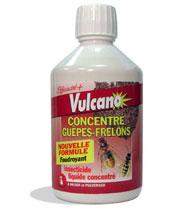 Vulcano Concentré guêpes et frelons